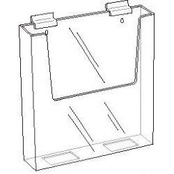 A4-ACRYLIC-SLAT-WALL-brochure HOLDER