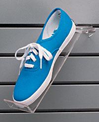 ACYLIC shoe-shelf