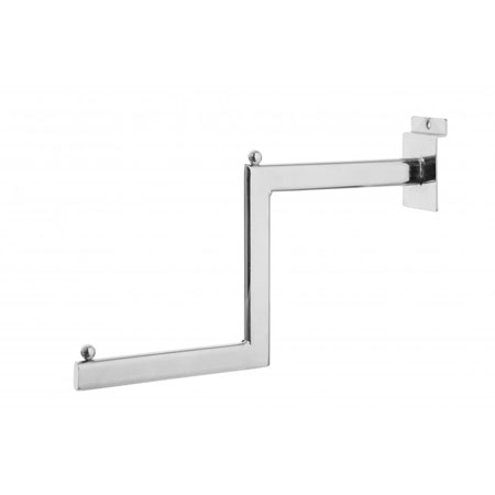 stepped-arm-for-slatwall-chrome
